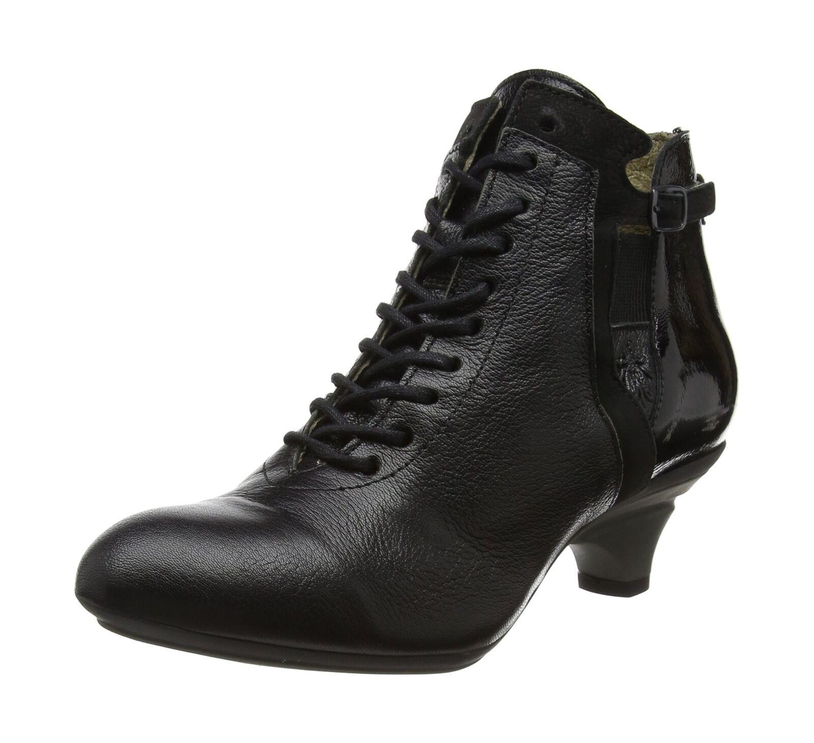 Fly London Mujeres botas Negras 117fly errores de    (Negro) 4 Reino Unido  vendiendo bien en todo el mundo