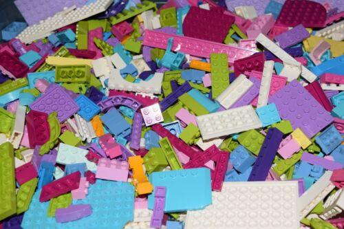 1 LBS Friends Lego Pieces Bricks Plates Tiles Slope Specialty Parts Pound Bulk