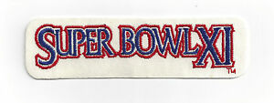 1977-Super-Bowl-XI-patch-Oakland-Raiders-vs-Minnesota-Vikings-SB-11-Fred-Biletni