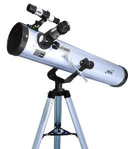 Seben-700-76-Reflektor-Teleskop-Spiegelteleskop-Astronomie-Fernrohr