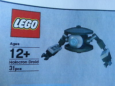 BA Bauanleitung selten LEGO® Star Wars™ Figur Holocron Droide  Neu