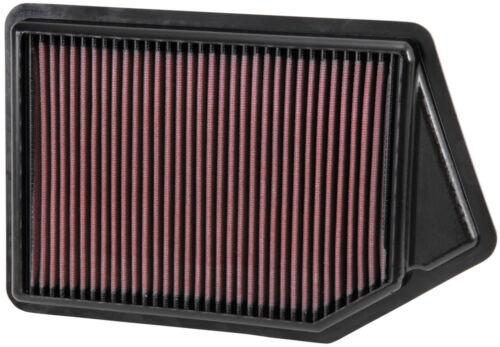 K/&N Performance Drop In Air Filter 2013-17 Accord 2.4L 2015-19 TLX 2.4L
