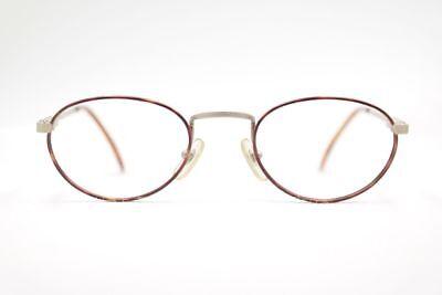 2019 Nuovo Stile Vintage Jean Lafont Cantate 45 [] 16 125 Marrone Ovale Occhiali Montatura Nos-