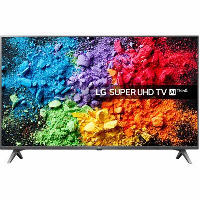 LG 55SK8000PLB Super UHD 55 Inch 4K Super UHD A+ Smart LED TV 4 HDMI
