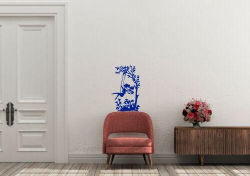 Fairy balanceo Estupendo Diseño Hogar Decoración Pared Arte Calcomanía Vinilo Sticker
