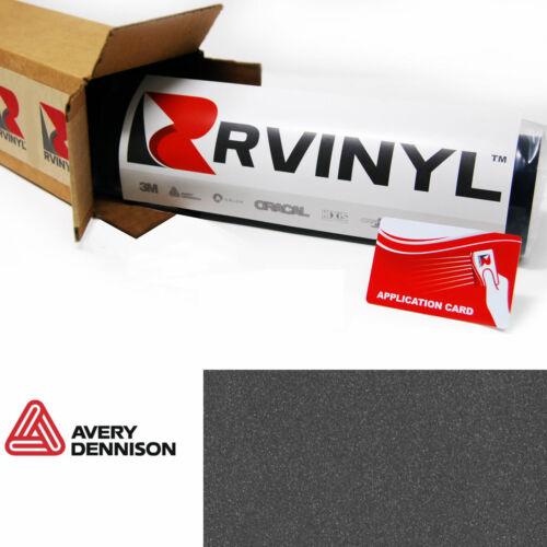 Avery SW900 807-M Gloss Metallic Gray Supreme Wrapping Film Vinyl Car Wrap Sheet