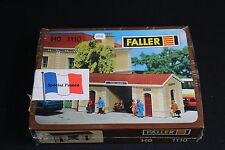 V954 FALLER Train Maquette Ho 1110 Abri de quai plastique gare Saint Julien