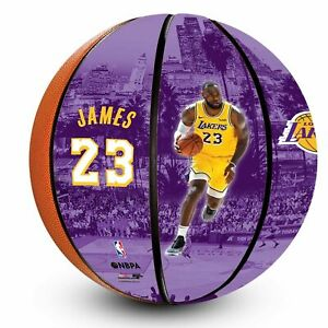 LeBron-James-Los-Angeles-Lakers-Officially-Licensed-Debut-NBA-Basketball