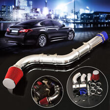 Universal Car Racing Performance Cold Induction Air Filter Injection Intake Kit