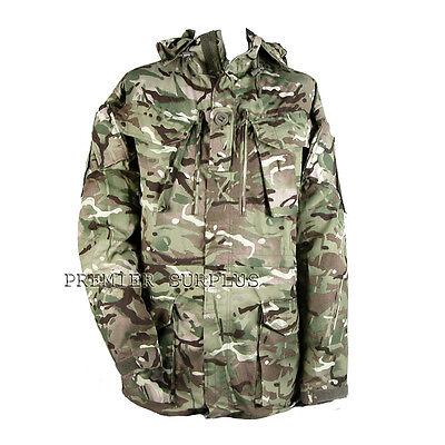 British Army Multicam MTP Combat Smock Jacket, NEW