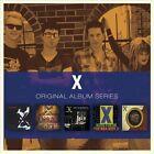 Original Album Series [Box] * by X (CD, Aug-2011, 5 Discs, Warner Bros.)
