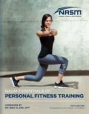 NASM Essentials Of Personal Fitness Training National Academy of Sports Medicine