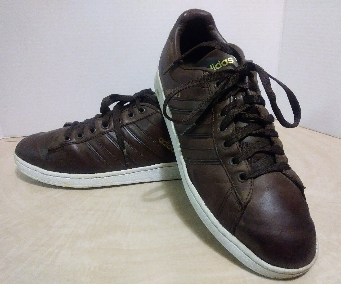 2008 ADIDAS  BROWN G10158 size 11 - COOL SHOE