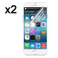 2X Premium Ultra Slim Clear HD LCD Screen Protector Film Guard Cover For Phones