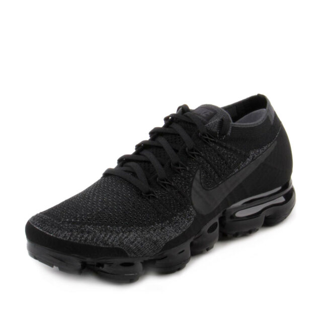 promo code 38ff8 eeac3 Nike Mens Lab Air Vapormax Flyknit Black 899473-003 Size 12.5