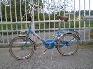 Dettagli Su Biciletta Bici Gioietta Graziella Pieghevole Vintage Design Atala 2000 Carnielli