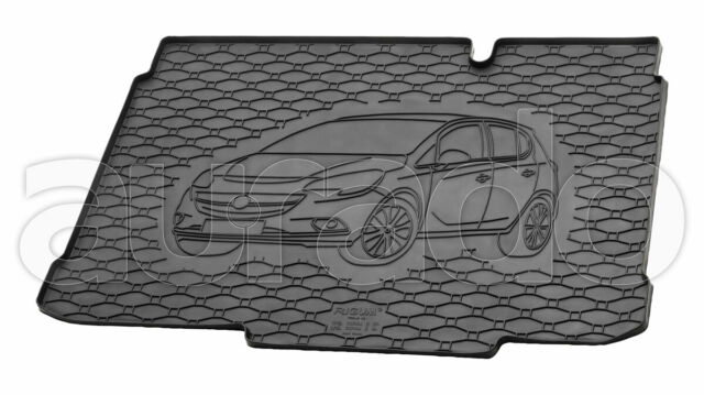 Kofferraummatte Laderaumwanne Kofferraumwanne Opel Corsa E ab 2014
