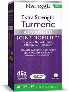 Extra-Strength-Turmeric-Advanced-Joint-Mobility-Natrol-60-capsule-2-pack