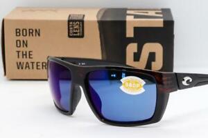 5450038b309 NEW COSTA DEL MAR HAMLIN SUNGLASSES Tortoise   Blue Mirror 580P ...