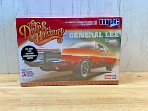 MPC The Dukes of Hazzard General Lee 1:25 Scale Model Kit SEALED