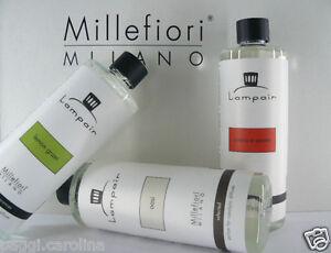 Millefiori Milano Ricarica Lampair 500 Ml Fragranza Lampada