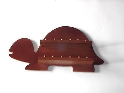 12pc Australia Wooden Thimble Display Rack huge range - see list Mahogany