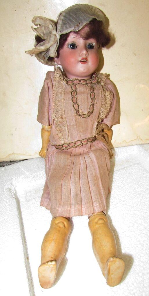 Armand Marseille bambola di bisquit