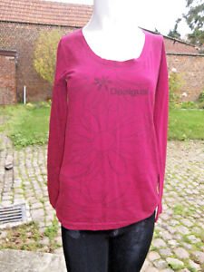 tee shirt rouge  DESIGUAL TAILLE s