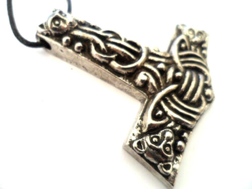 Faroese Thor/'s Hammer Pewter Pendant NEW!