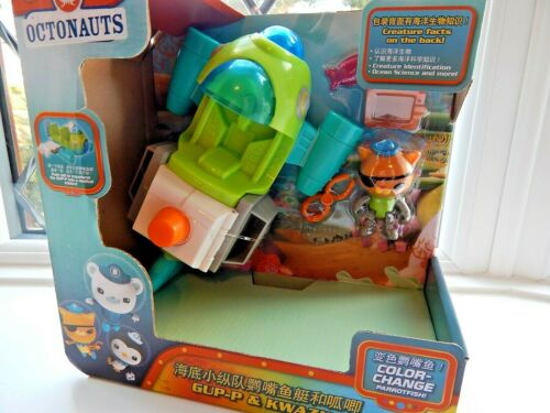 PINCERS /& CLIP BOARD OCTONAUTS GUP-P RESCUE VEHICLE KWAZII PARROT poisson