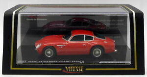 Vitesse-1-43-Scale-Model-Car-20550-Aston-Martin-DB4GT-Zagato-Red