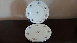Image is loading J-L-Menau-Dinner-Plates-German-Democratic-Republic-x3 & J.L. Menau Dinner Plates German Democratic Republic x3 | eBay