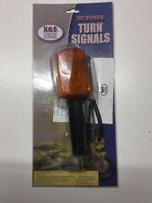 DOT Approved Turn Signal Amber For 1983 Suzuki GS1100S Katana~K/&S 25-3096