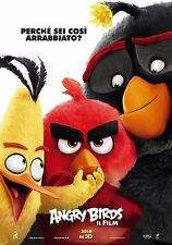 Dvd ANGRY BIRDS MOVIE - Il Film (2016) *** Contenuti Speciali ***.....NUOVO