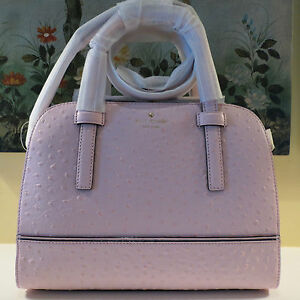 Image Is Loading Nwt Kate Spade Riverside Street Ostrich Small Felix