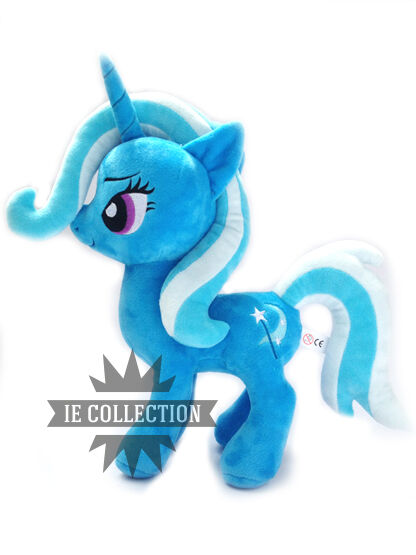 MY LITTLE PONY TRIXIE LULAMOON SOFT TOY SNOWMAN plush doll l'friendship è