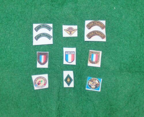 SCALA 1//6 LEGIONE STRANIERA Afghanistan INSIGNIA Patch