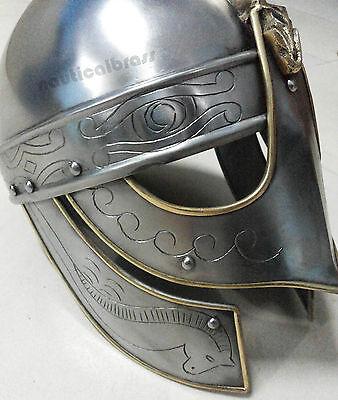VALSGARDE ARMOR HELMET MEDIEVAL HELMET Larp Armor Costume