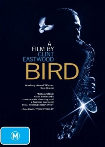 1 of 1 - Bird (DVD, 2008), DIRECTED BY CLINT EASTWOOD, R-4, LIKE NEW, FREE POST AUS-WIDE