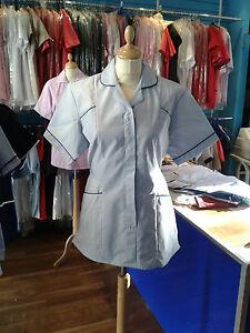 QE-Stripe-ladies-Tunics-nurses-cleaning-beauty-healthcare-amp-spa