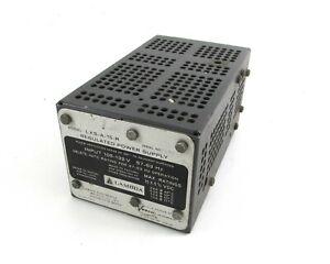 Lambda-LXS-A-15-R-Regulado-Potencia-Suministro-105-132-V-57-63-Hz-Entrada