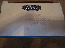 NOS 1984 1985 1986 FORD LTD MERCURY MARQUIS REAR LICENSE PLATE LAMP E4DZ-13550-B