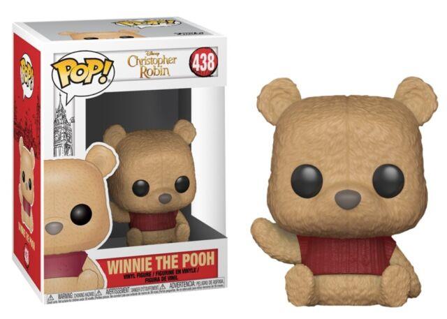 Funko POP! Disney WINNIE THE POOH Christopher Robin 438