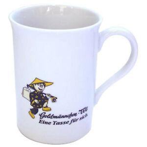Goldmaennchen-Tee-Porzellantasse-Teetasse-Tasse-Villeroy-amp-Boch