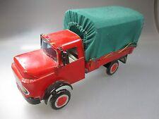 Mercedes Benz Rundhauber  Blech-Blech LKW , Tinplate Toy  (SSK64)