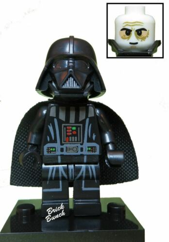 Helmet-less Return of the Jedi Darth Vader