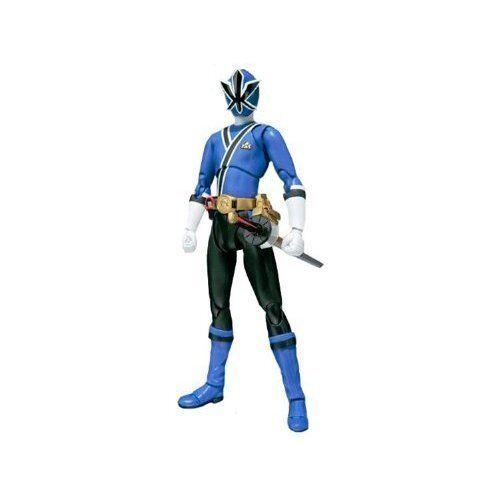 Bandai S.H. Figurarts Samurai Sentai Shinkenger Shinken Blau Action Figure