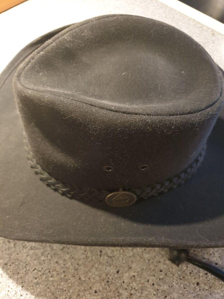 Hat, STATESMEN HATS, Sort