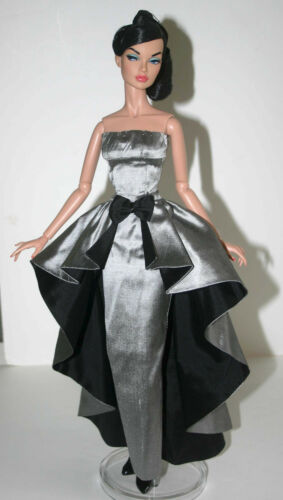 """Waterfall Dress Doll Clothes Sewing Pattern for 16/"""" Fashion Royalty Tullabelle"""
