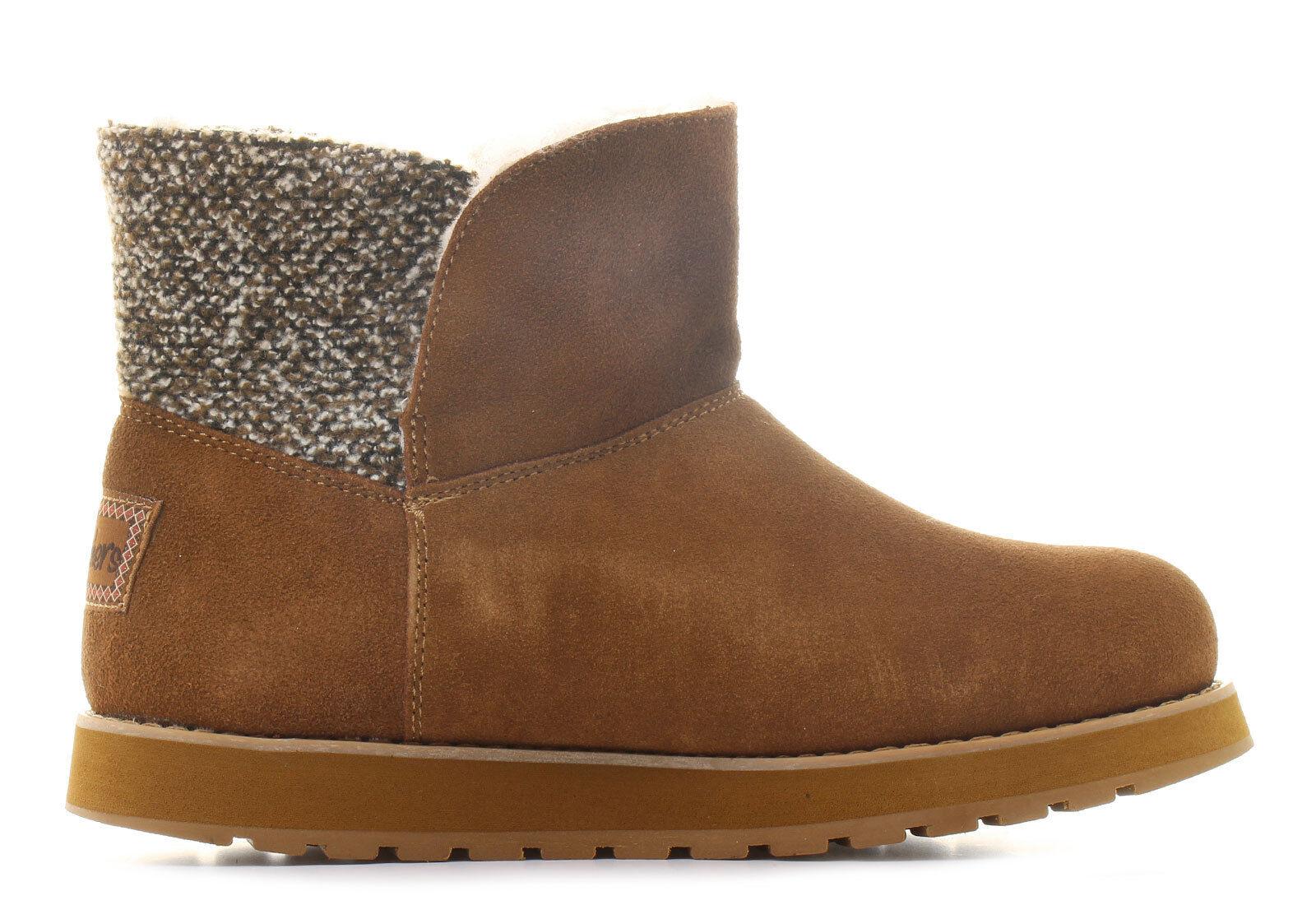 Skechers Keepsakes peekaboo, Women's Ankle Boots Chesnut